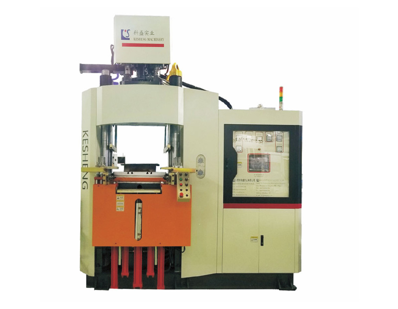 KSU200-1500 (Tons) First-in-first-out vertical rubber injection molding machine